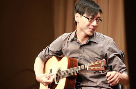 劉士華-吉他老師