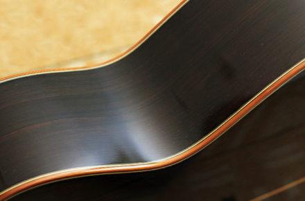 吉他木材種類 - 巴西玫瑰木