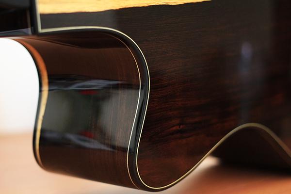 吉他木材種類 - 非洲黑木