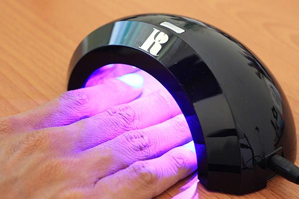 右手指甲 - 光療6