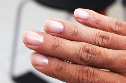 右手指甲 - 光療8