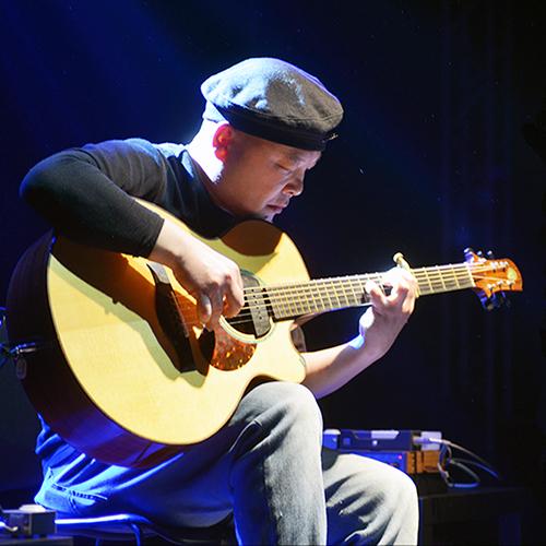 台南吉他教學成果 - 岸部真明