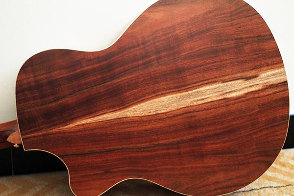 gomans吉他 - 背板