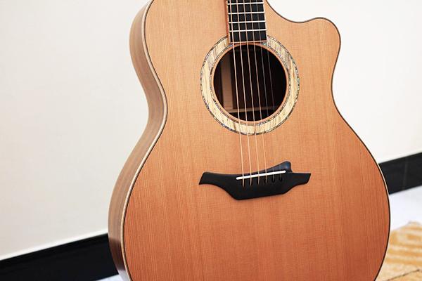 gomans吉他 - 面板