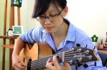 吉他教學成果分享 - 鄭韶昀