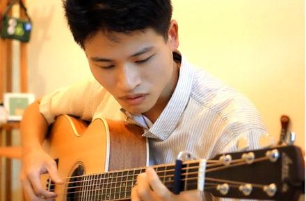 吉他教學成果分享 - 黃承緯
