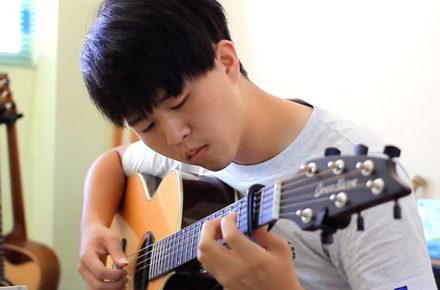 吉他教學成果分享 - 李宥霆