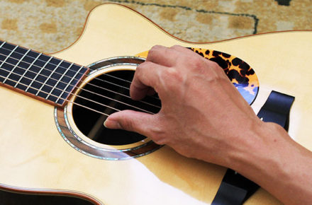 如何預防 - 彈吉他手痛