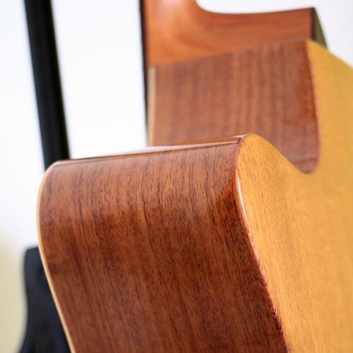 桃花心木側板